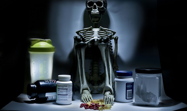 Between 2008 and 2011, the Federal Drug Administration received 6,307 dietary supplement adverse event reports, including 92 reported deaths. People are encouraged to report an adverse event to their primary care manager, the Health Promotions Office or through the Operation Supplement Safety website under the section natural medicine. (U.S. Air Force photo illustration/Staff Sgt. Alexandre Montes)
